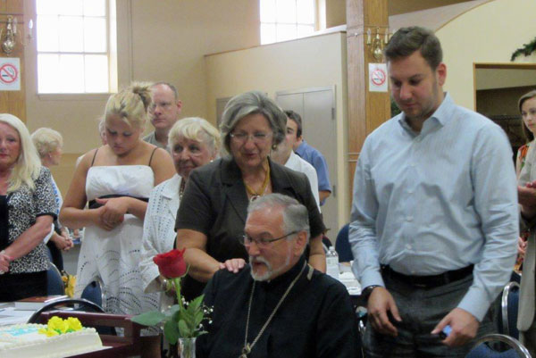 Image from Parish Feast Day 2012