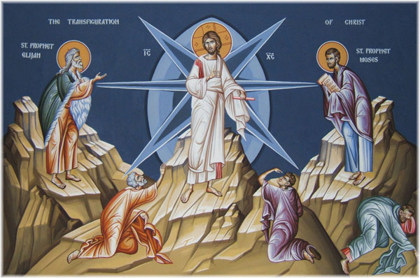 Icon of the Transfiguration
